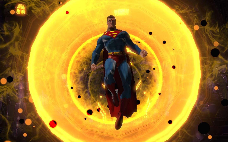 DC Universe Online Poster
