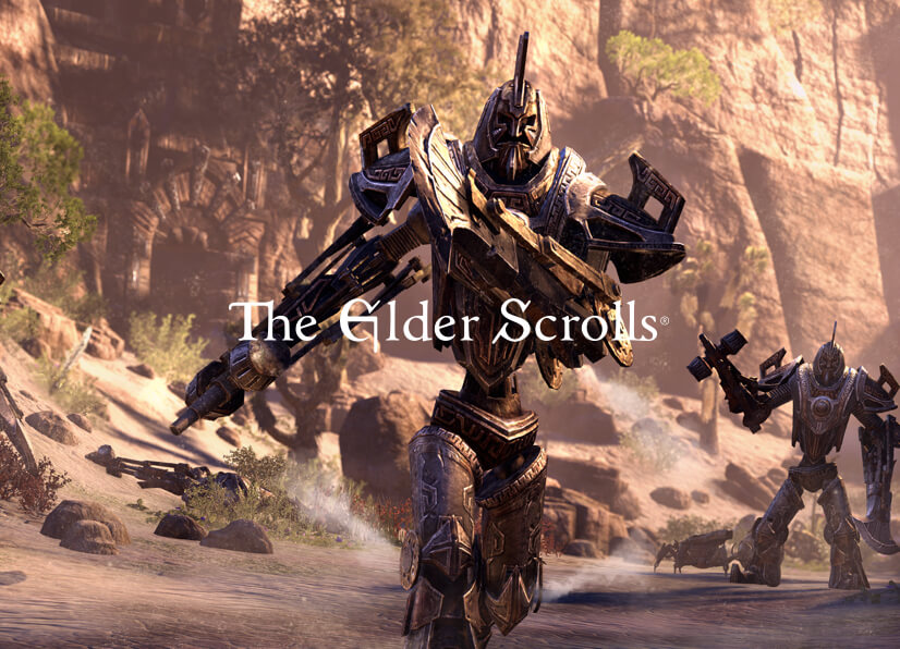 The Elder Scrolls Poster