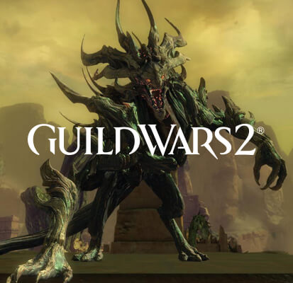 Guildwars 2 Poster